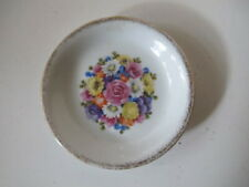 Vintage Small Fine China Plate/Dish - Westminster Australia 1096 - Flowers