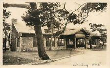 1920s RPPC Dining Hall Y.W.C.A. Camp Estelle Mt. Baldy CA San Gabriel Mountains