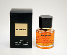JIL SANDER Nº4 EAU DE PARFUM 50 ML SPRAY 90`EDITION