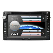 """7"""" Double 2Din Car DVD GPS Stereo Radio DAB+ fit VW B5 MK4 MK5 Golf Passat Jetta"""