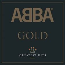 "ABBA ""GOLD (GREATEST HITS)"" CD MIT WATERLOO UVM NEW+"