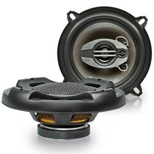 Smart Forfour 04-06 / Upgrade Lautsprecher,Boxen 130mm Koax Front/Heck