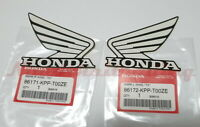 Genuine OEM Honda Wing Decals Cbr 125 150 250 300 600 900 1000 Cb Cbr125 Nsr