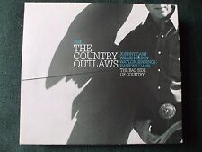 VA - The Country Outlaws.The Bad Side Of Country.Double CD.Excellent Condition.