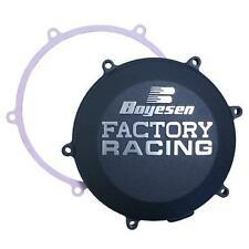New KXF 450 2019 19 Trick Black Boyesen Clutch Cover Motocross Factory Racing