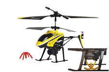 AMEWI Firestorm Cargo Hubschrauber mit SEILWINDE Licht und Korb
