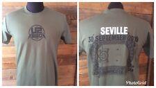 U2 360 Tour 30 September 2010 Seville Spain T-shirt Men's Medium
