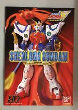 Shenlong Gundam mobile suit XXXG-01S kit 1/100 scale Bandai