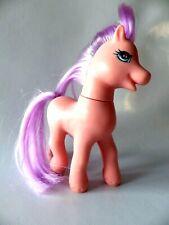 Figurine jouet fille My little Pony 11 cm HASBRO toys 1997  Rose 06