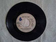 "Grand Funk Railroad / Gil Ventura–Disco Vinile 45Giri 7"" Edizione Promo JukeBox"