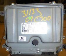2009 MERCEDES C300 ECU ECM PCM Engine Control Module Computer A 272 153 15 92