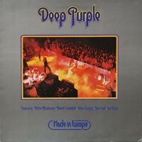 DEEP PURPLE ~ Made In Europe ~ 1976 UK Purple Records 5-trk vinyl LP ~ NEAR MINT