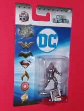NANO METALFIGS CYBORG DC60 die cast mini figure