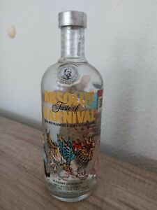 Absolut Vodka Limited Edition Karnival 750ml 0,75l | Versiegelt | Geldanlage