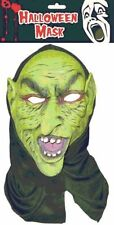 Maschere verde horror per carnevale e teatro