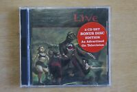 Live  – Throwing Copper     (Box C585)