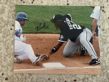 Dayan Viciedo Signed Chicago White Sox 8x10 Photo Cuba