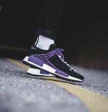 🔥🔥✅Adidas NMD Human Race Pharrell Purple/Black Size UK8.5 US9 EU42 2/3 HU Holi
