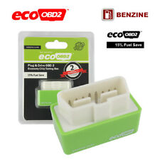 ECO OBD2 BENZINE CARS PERFORMANCE CHIP TUNING ECU POWER ENGINE FUEL OPTIMIZATION