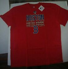 Boston Red Sox MLB Authentic Majestic Mens Plus Size T-Shirt NWT Size 3XL