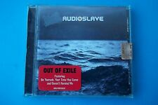 "AUDIOSLAVE "" OUT MOF EXILE "" CD EPIC 2005 NUOVO"
