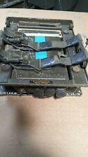 Grundplatte + Verteiler Mounting BW Funkgerät SEM 35 Unimog S 404 VW Iltis Munga