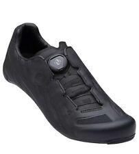 Pearl Izumi Race Road v5 Boa Bike Cycling Shoes Carbon Insert Black Sz 9.5, 41