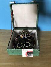 Cloisonne Miniature Tea Set — With Original Box And Coa~10 Pieces ~Vhtf