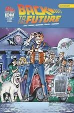 BACK TO THE FUTURE #3, Archie 75th anniversary cover, New, 1st Print, IDW (2015)