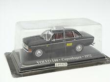 IXO Press 1/43 - Volvo 144 Taxi Copenhagen 1972