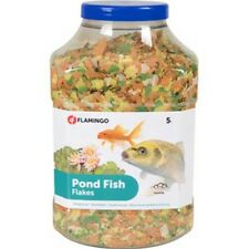 Snowflakes Food Fish Pond 5L Batch Of 3 Boxes Ref 1030468