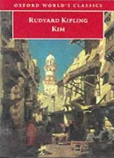 Kim (Oxford World's Classics) By Rudyard Kipling, Alan Sandison. 9780192835130