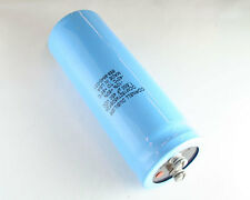 1x 1500uF 450V Large Can Electrolytic Aluminum Capacitor 450VDC 1500mfd DC 1,500