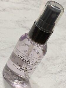 "Ulta Beauty ""BRUSH & SPONGE CLEANSER"" Non-Drying & Conditioning *TRAVEL SIZE-NEW"
