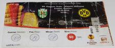Ticket for collectors EL Karpaty Lviv BVB Borussia Dortmund 2010 Ukraine Germany