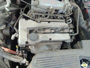 Mazda 323 Astina 2003 Motor Engine 1998 1999 2000 2001 2002 2003