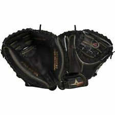 "All-Star Professional 33.5"" Baseball Catcher Mitt CM3000SBK Black"
