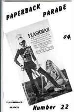 PAPERBACK PARADE #22, 1991, Flashman, George MacDonald Fraser, war, pulps, sexy