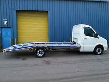 VW Crafter / Sprinter Aluminium  Recovery Truck Car Transporter Body