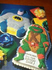 Wilton Cake Decorating 1990 year Book