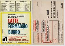 """#LOTTERIE: CON PUBBLICITA' """"MINI. AGRICOLTURA""""-E CANZONI DI IERI E DI OGGI"""