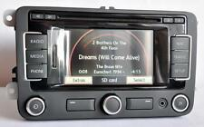 NEW VW RNS 315 DAB BLUETOOTH Amarok Beetle Sharan Scirocco Caddy navigation 510