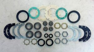 '86-95 Suzuki Samurai Knuckle Rebuild service Kit with Wheel Bearings