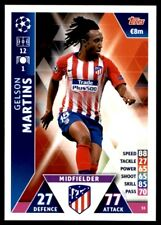 Match Attax Champions League 2018/19 - Gelson Martins Athletico Madrid No.33