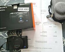 Sony Cyber-shot DSC-RX100 VII 20.1 MP Digital Camera - Schwarz