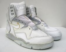 NEW OLD VTG 1990 NIKE AIR FORCE Basketball High Top Shoes Mens 8.5 90 OG DS WOW