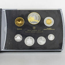 2013 Canadian Arctic Expedition Silver Dollar 7-coin .9999 Pure Silver Proof Set
