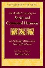 Teachings of the Buddha: The Buddha's Teachings on Social and Communal...