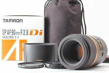 [TOP MINT BOX] TAMRON SP AF 90mm F2.8 Di MACRO 272E Lens for Sony A-mount Japan