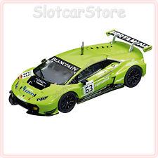 """Carrera Digital 132 30765 Lamborghini Huracán GT3 """"No.63"""" 1:32 Slotcar Auto"""